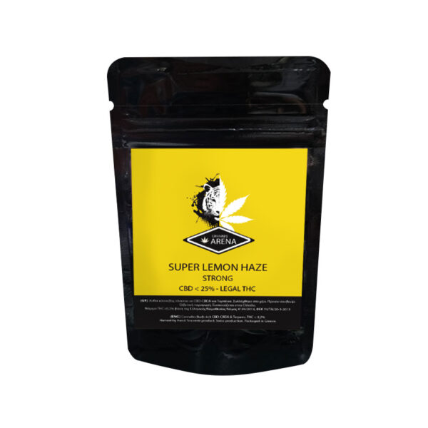 ArenaCannabis LemonHaze 15% CBD 1+1g 1